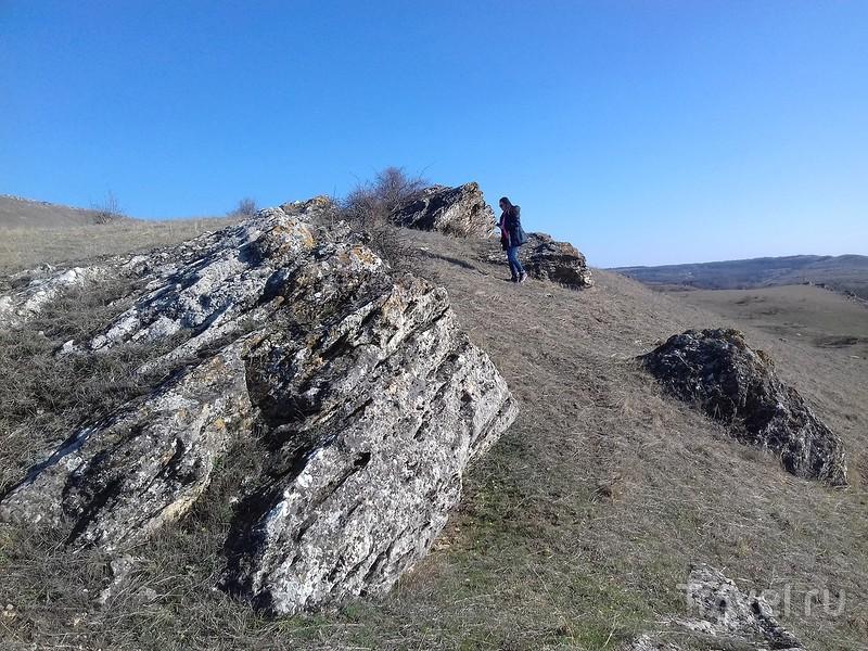 В поисках пещеры вблизи села Подлужного Ставропольского края / Россия