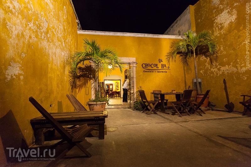 Поездка по Юкатану. Руины Ушмаль / Фото из Мексики