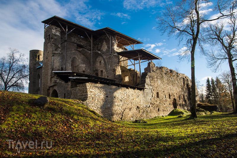 Монастырь-замок Падизе / Эстония