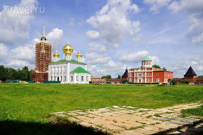 Тульский кремль / Фото из России