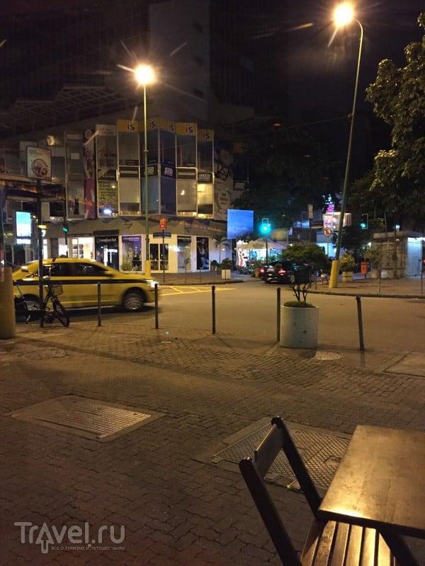 Вечер в Рио-де-Жанейро / Бразилия