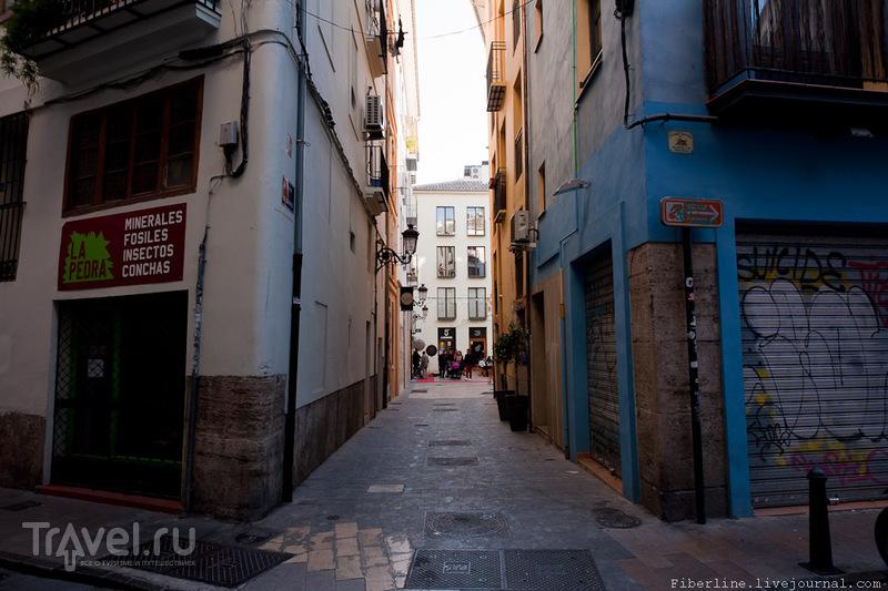 Вечерняя Валенсия / Испания