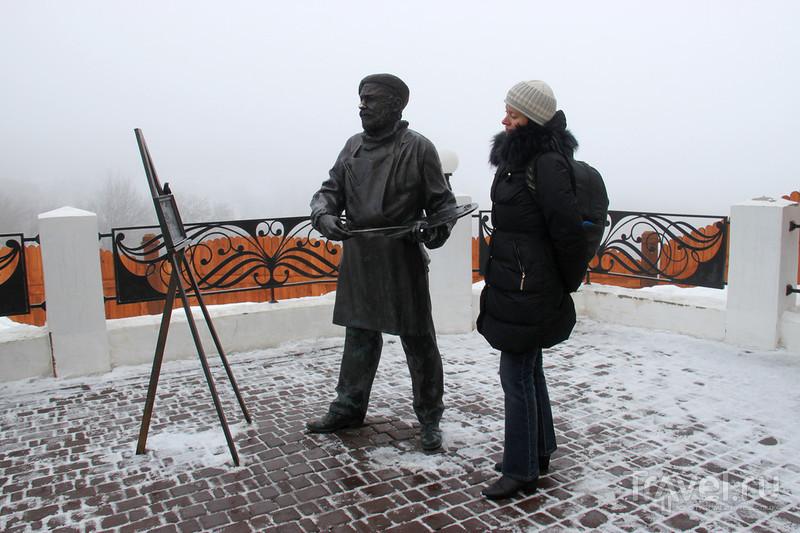 Владимир, в обратную сторону / Фото из России