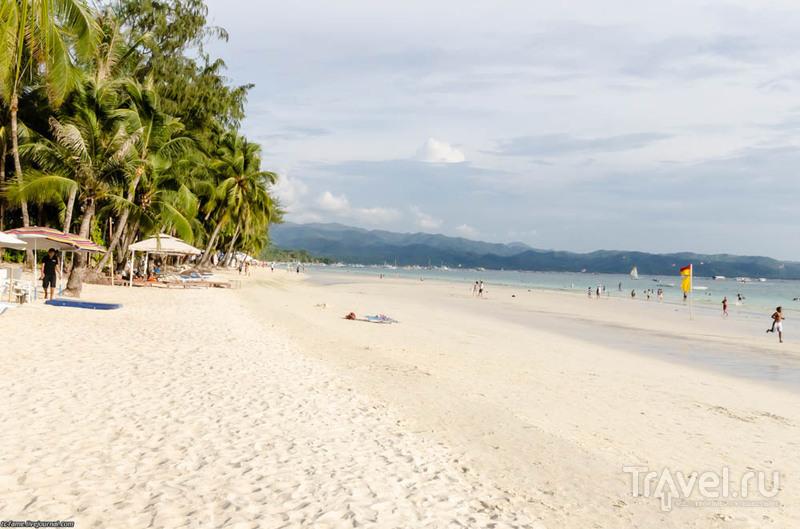 Боракай. Белый пляж / Фото с Филиппин