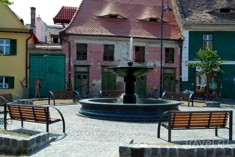Сибиу, Румыния - По центральным улицам в поисках интересностей / Фото из Румынии