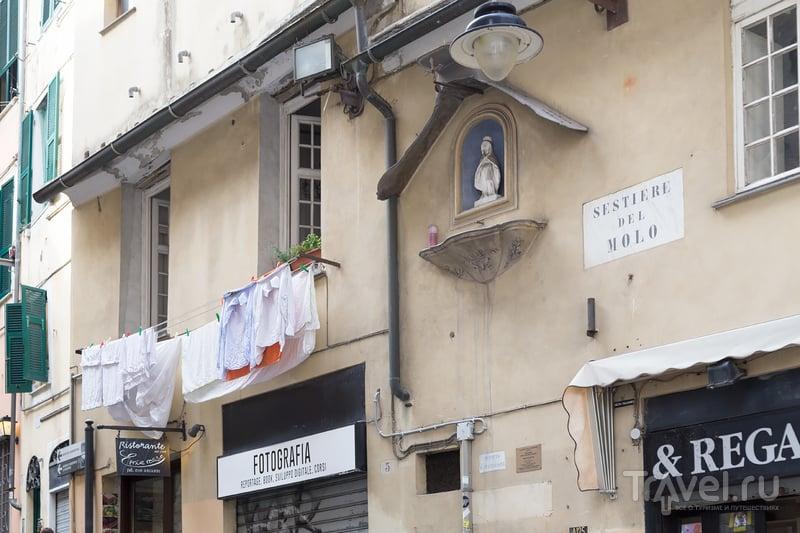 Архитектура Генуи / Фото из Италии