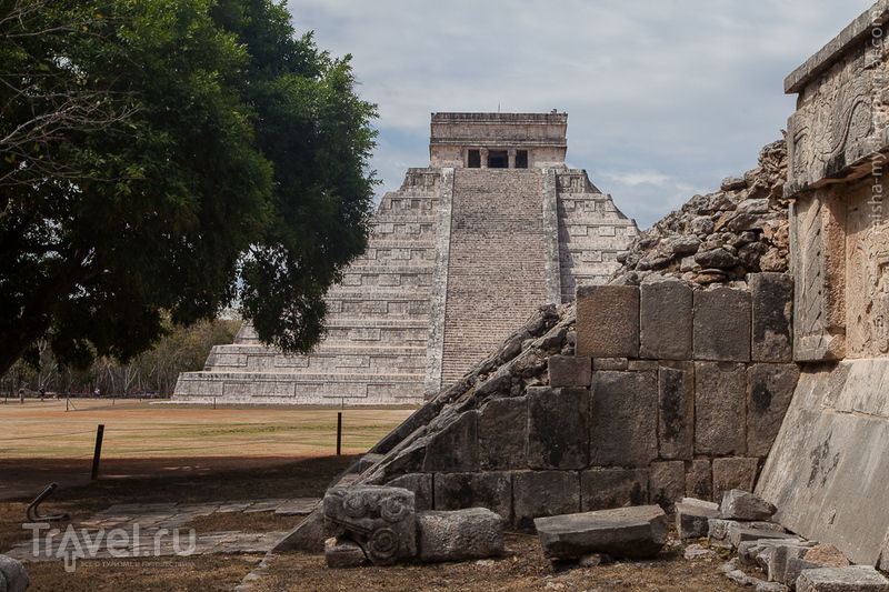 Поездка по Юкатану. Руины Чичен-Ица / Фото из Мексики