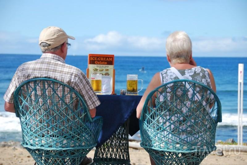 Тенерифе, остров немецких пенсионеров / Испания
