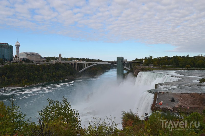Ниагарский водопад, немного Чикаго и Буффало / Фото из США