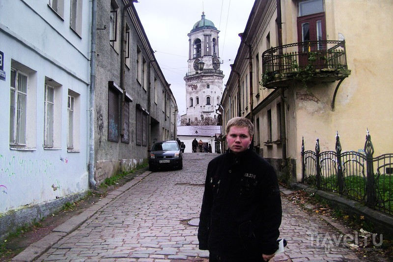 Старый город Выборга / Россия