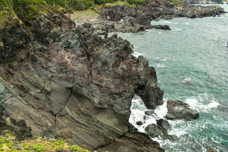 Jeju island и его природные красоты / Фото из Южной Кореи