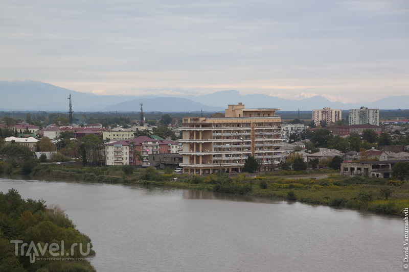 Грузия. Поти - один из древнейших городов мира / Фото из Грузии