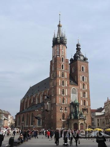 Праздники в Кракове / Польша