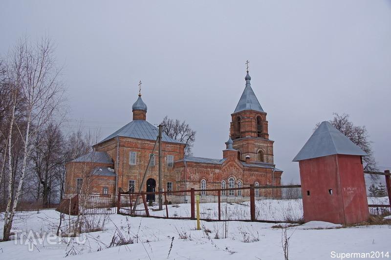 Село Верхнее Алопово / Россия