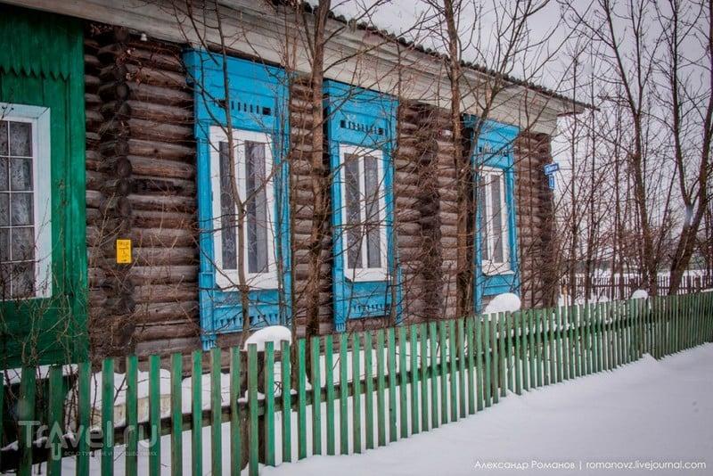 Судогодский край: Тюрмер, Андреево и судогодский гейзер / Россия