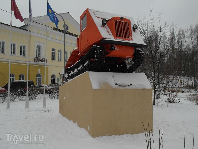 Петрозаводск: будни северного города / Россия