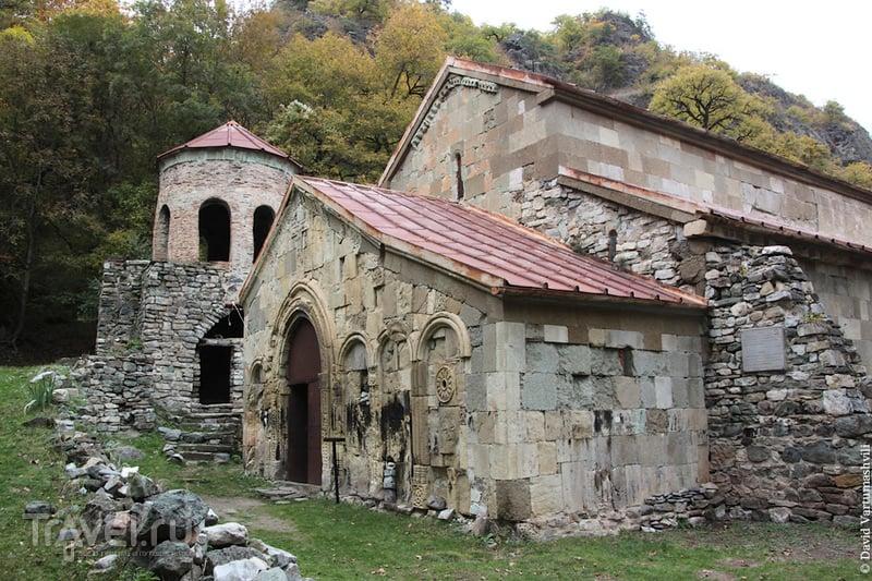 Грузия, Тедзамское ущелье: Эртацминда, Чачубети и Ркони / Фото из Грузии