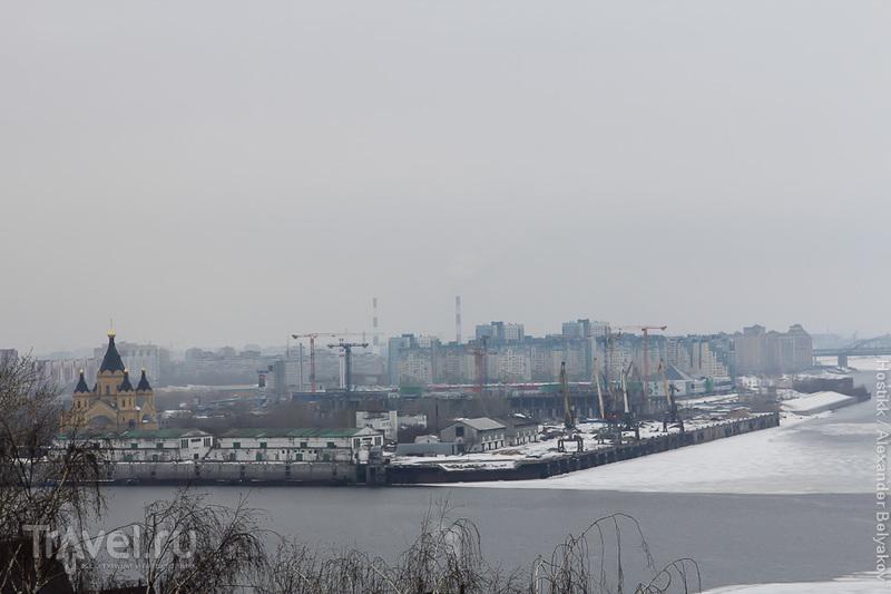 Поездка в Нижний Новгород в марте / Россия