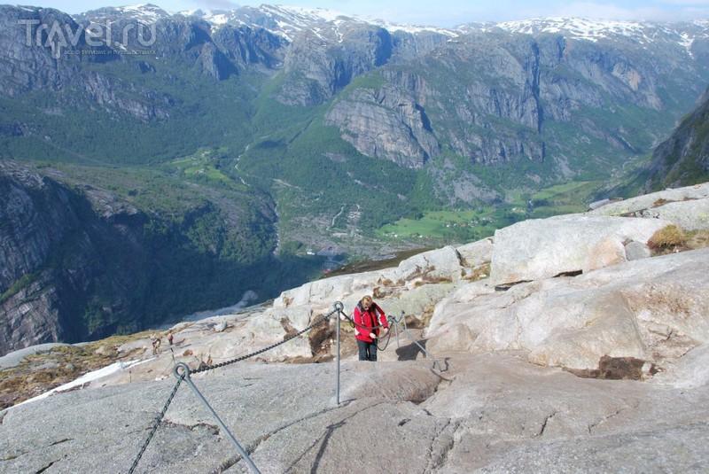 Норвегия - страна мечты. Кьераг / Норвегия