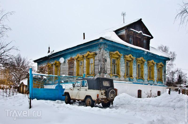 Тутаев. Ярославская область / Фото из России