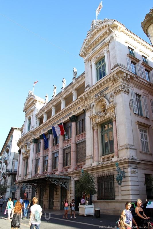 Лучшая смотровая площадка Ниццы / Франция