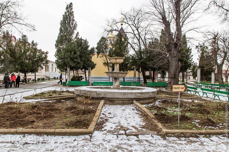 Херсонес Таврический - колыбель русского христианства / Россия