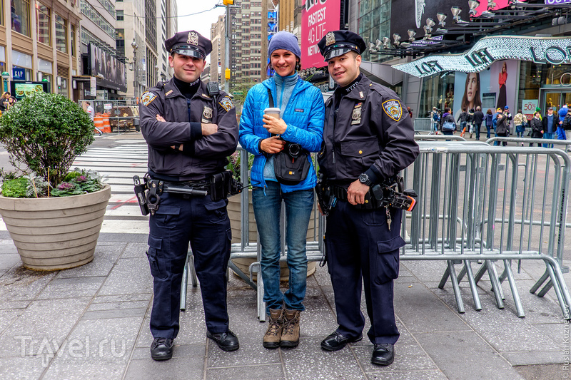 Нью-Йорк и неоднозначный Манхэттен / Фото из США