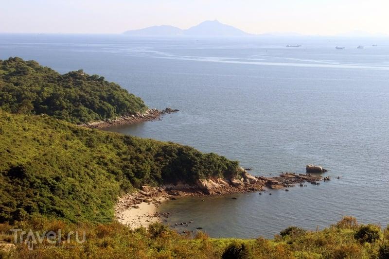 Гонконг. Острова Ламма и Лантау / Гонконг - Сянган (КНР)