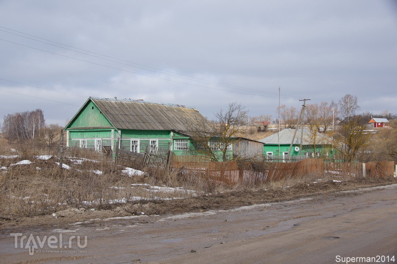 Село Нижние Прыски / Россия