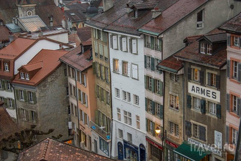 Прогулка по Лозанне / Швейцария