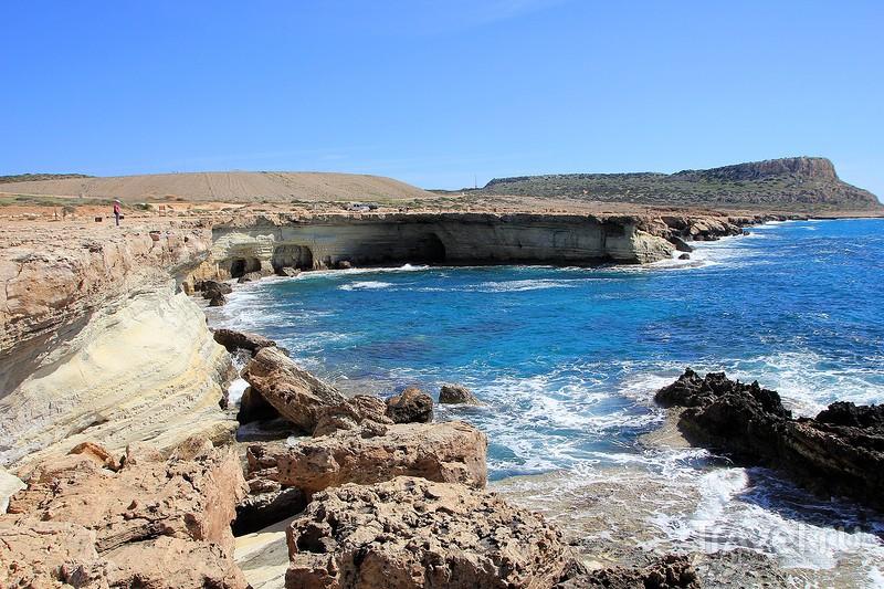 Непляжный Кипр в начале марта / Кипр