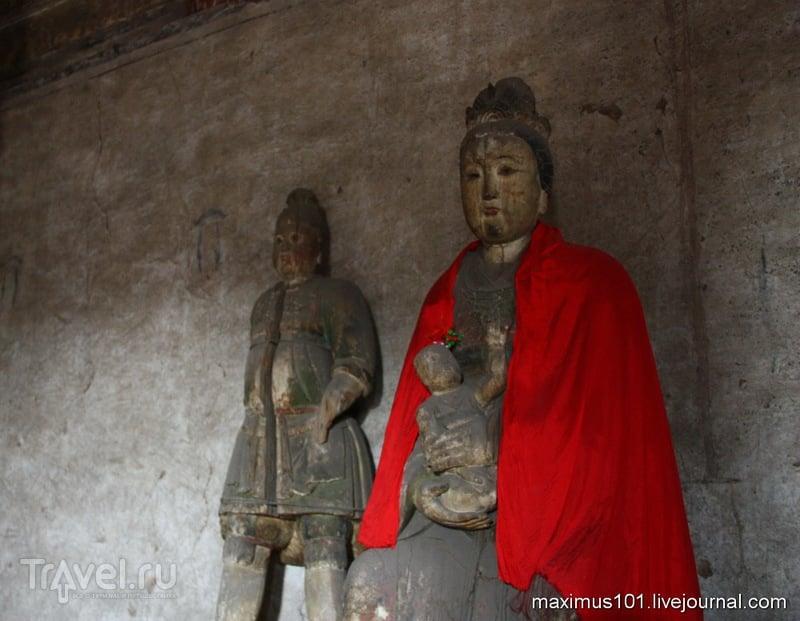 Храмы и музеи Пинъяо / Китай