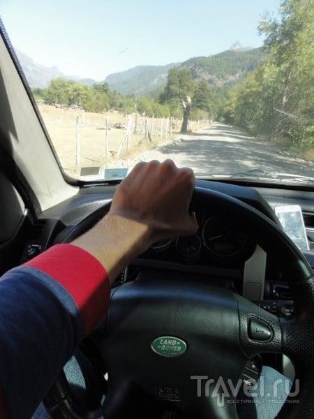 Ruta Intelagos (S-965) - или ударить джипом по серпантинам Чили / Чили