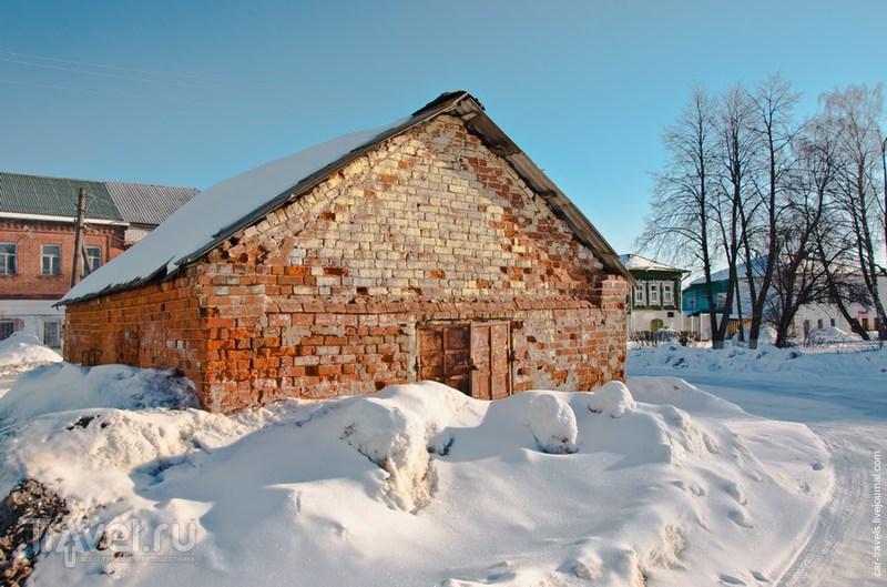 Село Великое. Ярославская область / Россия