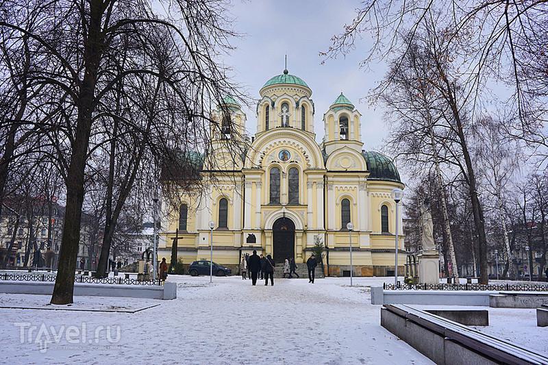 Православные храмы в Польше / Польша