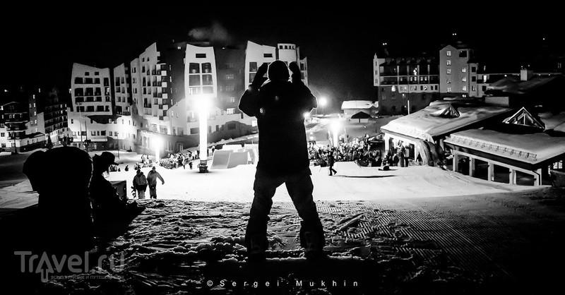 Зимний Олимпийский парк в субтропиках... Сочи / Россия