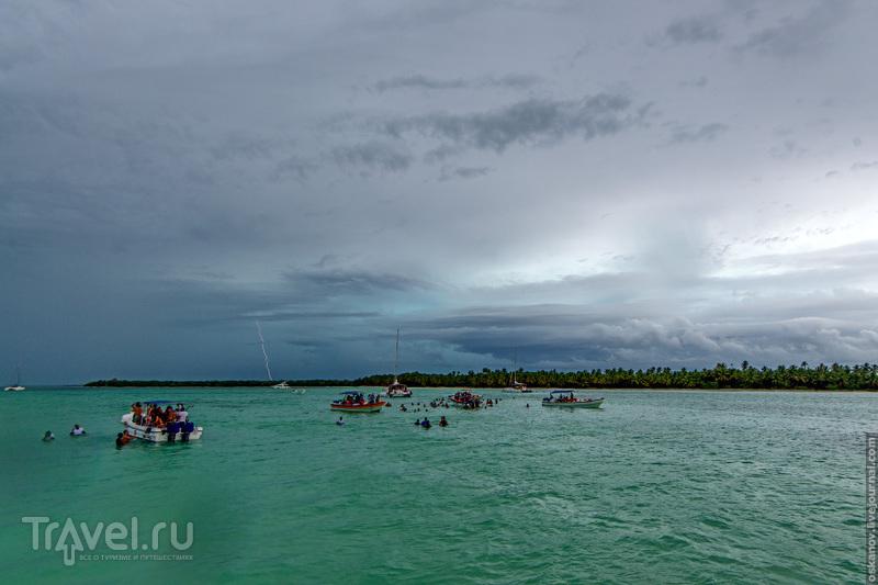 Нетрадиционный пляжный отдых / Фото из Доминиканской Республики