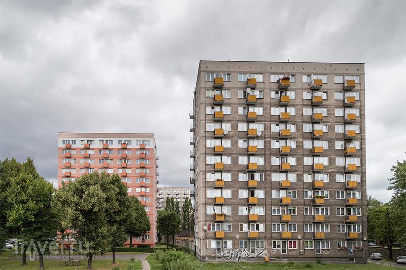 Гданьск. За пределами туристических троп / Польша