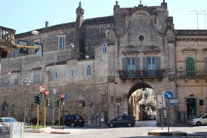 Альтамура - город хлебный / Италия