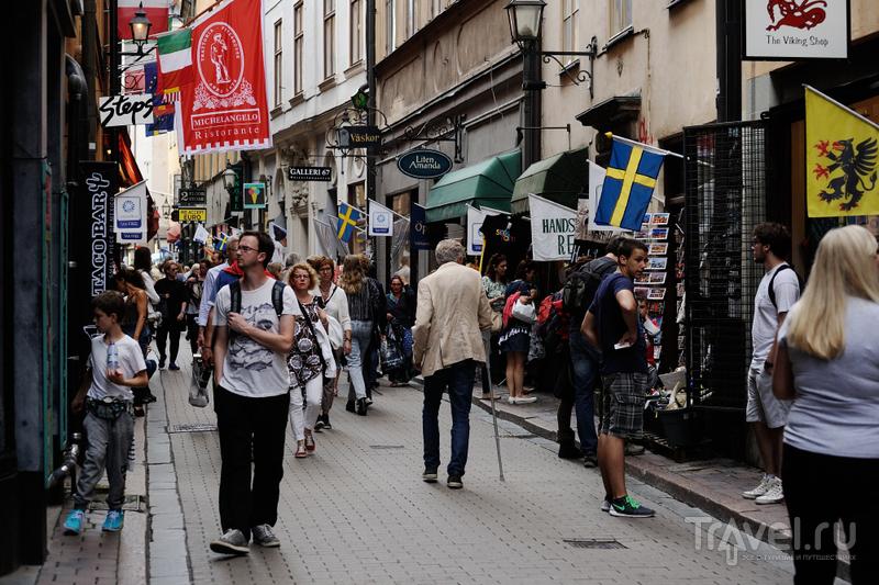 Северная Швеция - регион Норрланд / Фото из Швеции