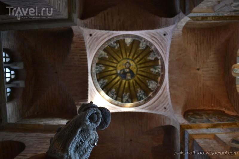 Стамбул. Церковь Богородицы Паммакаристы (Фетхие Джами) / Фото из Турции