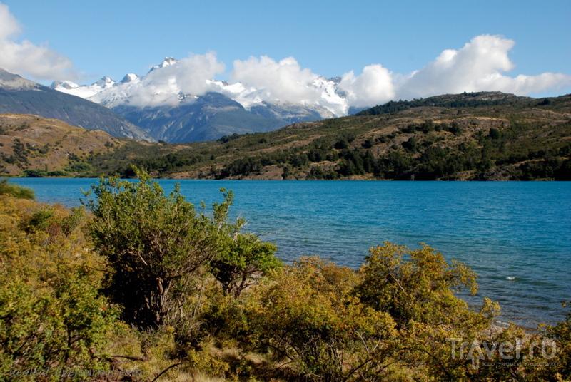 Чили - сбыча мечт! Карретера Аустраль. Река Бакер - водопад и рафтинг / Фото из Чили