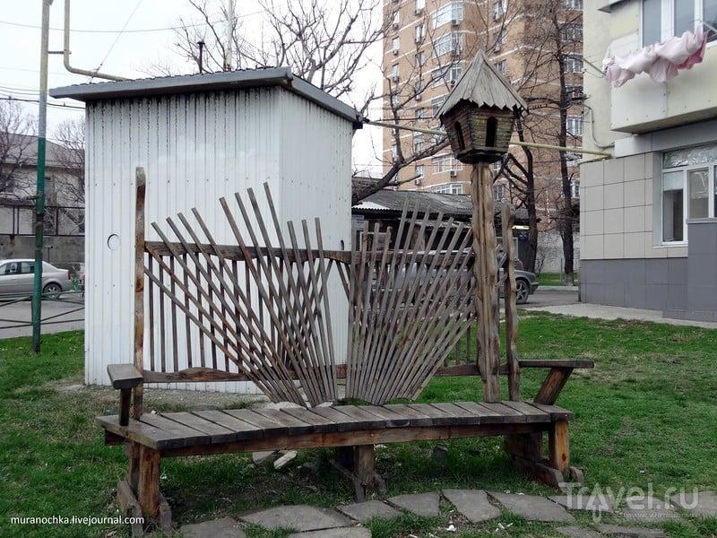 Зимний Новороссийск / Россия
