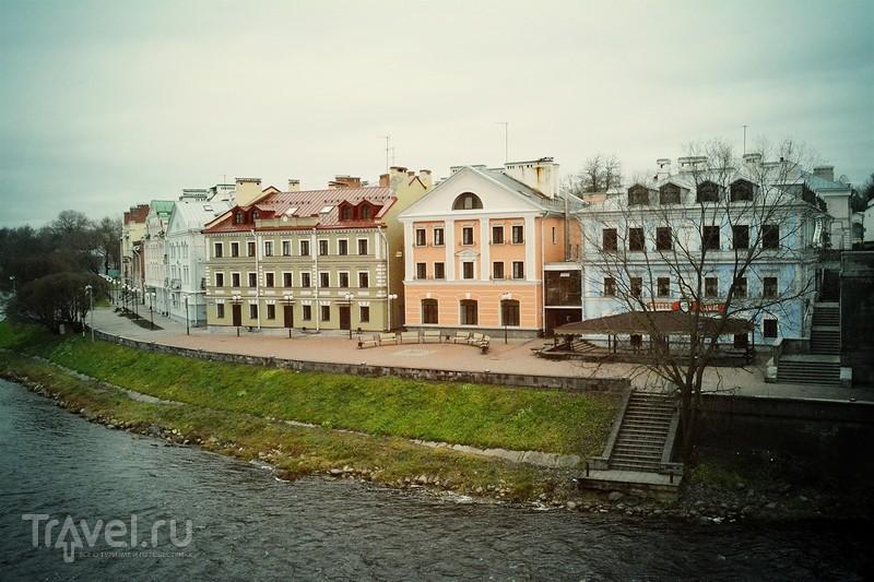 Псков, нетуристический район Запсковье / Россия