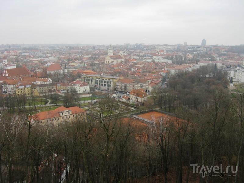 Атмосферная страна Литва. Вильнюс / Литва