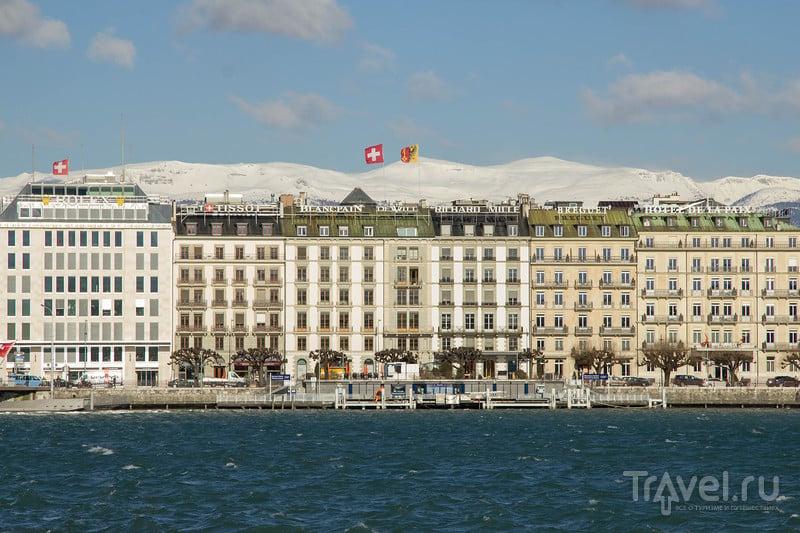 Прогулка по Женеве / Фото из Швейцарии