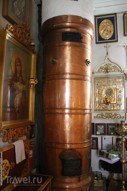 Домовая церковь Тютчевых в Мураново / Россия