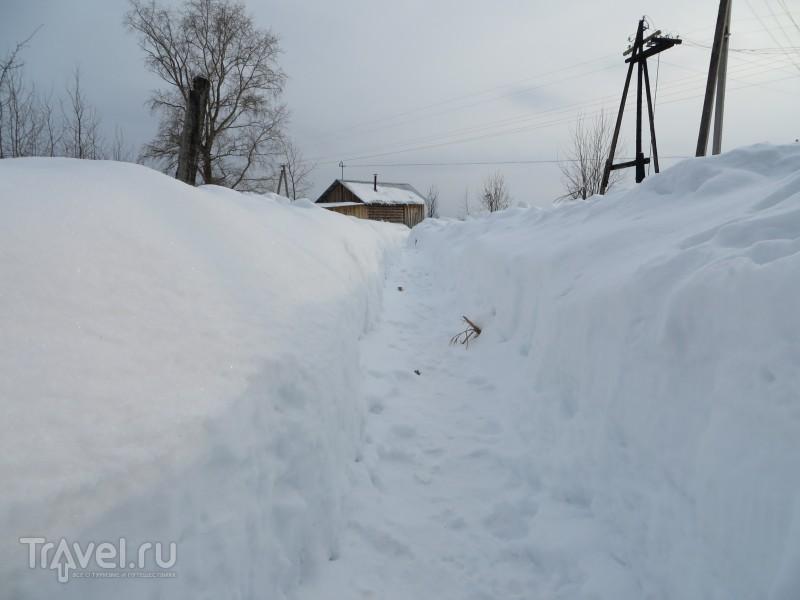 Село Ыб / Россия