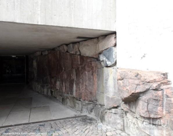 Бункер антидьявольской защиты в Хельсинки / Финляндия