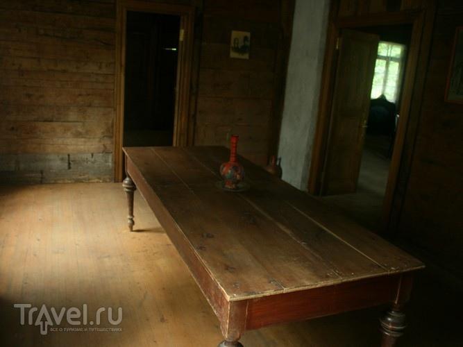 Грузия. Багдати и отчий дом Владимира Маяковского / Фото из Грузии